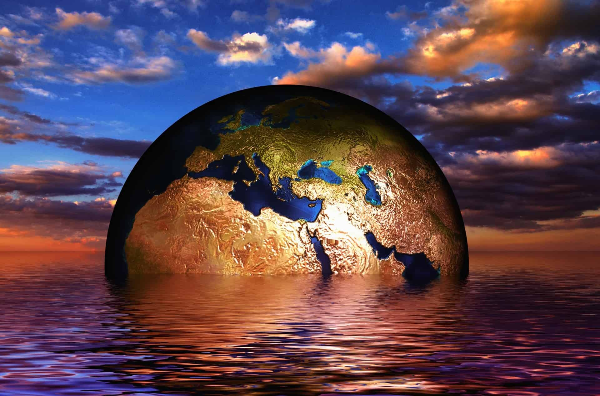 The Realities Of Global Warming & Climate Change In 2021 | Robert Nienaber Blog